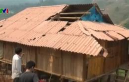 Điện Biên: Thiệt hại trên 450 triệu đồng do gió lốc