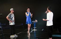 """Tóc Tiên bày chiêu giúp thí sinh Vietnam Idol hát """"cưa"""" gái"""