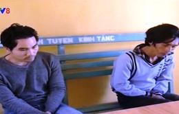 Lâm Đồng bắt 2 đối tượng bán ma túy và tàng trữ vũ khí trái phép