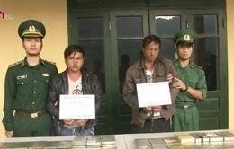 Giảm gần 70% tội phạm vận chuyển ma túy có vũ trang qua biên giới