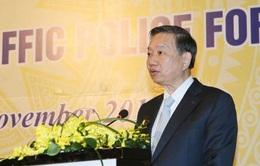 Khai mạc Diễn đàn Cảnh sát giao thông ASEAN lần thứ nhất