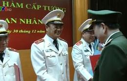Thăng cấp bậc hàm cấp Tướng trong lực lượng Công an nhân dân