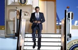 Tổng thống Mỹ thăm Anh: Tiếp lửa cho chiến dịch ở lại EU