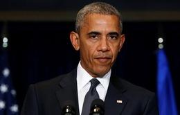 Tổng thống Obama lên án vụ phục kích cảnh sát ở Dallas