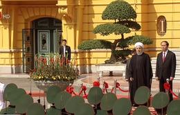 Tổng thống Iran thăm cấp nhà nước tới Việt Nam
