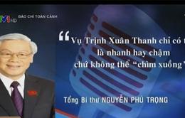 """Phát ngôn ấn tượng trong tuần (5-11/12): Vụ Trịnh Xuân Thanh không thể """"chìm xuồng"""""""