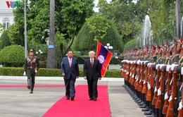 Mãi mãi gìn giữ mối quan hệ đặc biệt Việt - Lào
