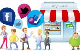 Facebook dẫn đầu xu hướng kinh doanh online đa kênh năm 2015