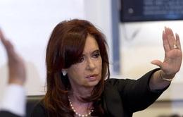 Cựu Tổng thống Argentina bị xét xử vì cáo buộc tham nhũng