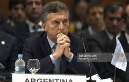 """Tổng thống Argentina chỉ là Chủ tịch danh nghĩa 2 công ty """"ma"""" ở nước ngoài"""