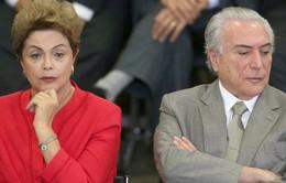 Tổng thống Brazil lên án cấp phó âm mưu thành lập Chính phủ mới