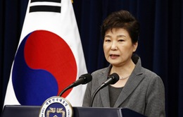 Tổng thống Hàn Quốc chấp nhận khả năng từ chức nếu bị luận tội