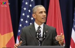 Tổng thống Obama đề cao tinh thần bất khuất của người Việt Nam