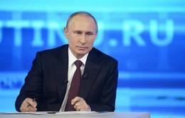 3 triệu câu hỏi gửi tới Tổng thống Nga Putin trong cuộc đối thoại trực tuyến
