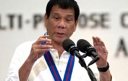 Tổng thống Duterte dọa rút Philippines khỏi Liên Hợp Quốc
