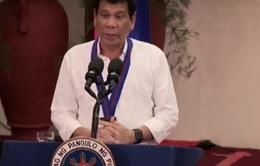 """Tổng thống Philippines treo thưởng """"khủng"""" bắt cảnh sát nhúng chàm"""