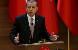 Thổ Nhĩ Kỳ cảnh báo ngừng thực thi thỏa thuận với EU