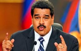 Tổng thống Venezuela kêu gọi tập trận quân sự