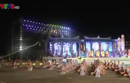 Rực rỡ lễ tổng duyệt chương trình Khai mạc Festival Huế 2016