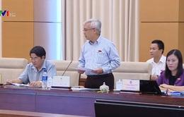 Ủy ban Thường vụ Quốc hội thảo luận luật tín ngưỡng tôn giáo
