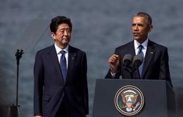 Thủ tướng Nhật Bản gặp Tổng thống Mỹ tại Trân Châu Cảng