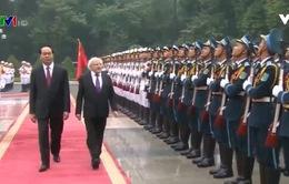 Tổng thống Ireland thăm cấp Nhà nước Việt Nam