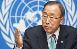 Tổng Thư ký Liên Hợp Quốc hoan nghênh Thỏa thuận Paris