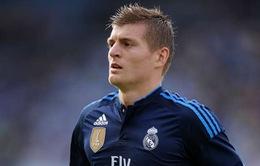 Toni Kroos: Real Madrid còn cơ hội giành La Liga năm nay