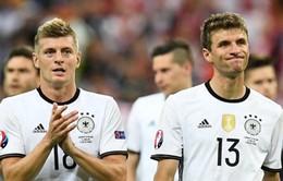 ĐT Đức nhận liều doping mạnh trước trận gặp Bắc Ireland