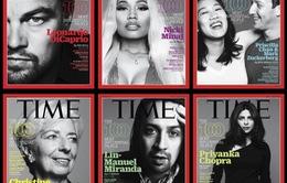Mark Zuckerberg, Leonardo Di Caprio có ảnh hưởng nhất thế giới