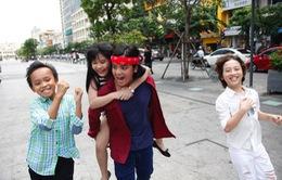 Top 4 Vietnam Idol Kids 2016 quậy hết cỡ trên phố đi bộ