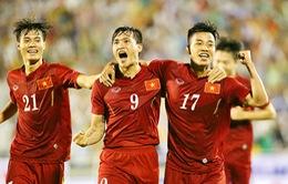 Bảng xếp hạng FIFA: Việt Nam vượt Thái Lan