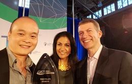 Dự án khởi nghiệp Việt đoạt giải Nhất cuộc thi khởi nghiệp tại Mỹ