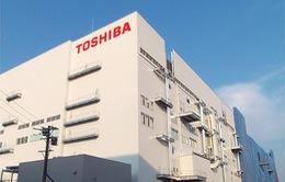 Toshiba nguy cơ bị hủy niêm yết trên sàn chứng khoán Tokyo