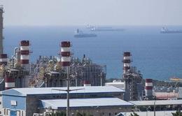 Iran ký hợp đồng khí đốt với hãng Total của Pháp