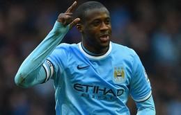 """Chia tay Man City, lão tướng Yaya Toure """"cố đấm ăn xôi"""" nán lại Ngoại hạng"""