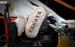 Toyota thu hồi thêm 1,16 triệu xe sử dụng túi khí bị lỗi tại Nhật Bản