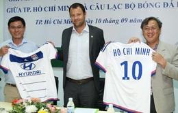 Lò đào tạo hợp tác với CLB Lyon tại TP.HCM tuyển sinh từ ngày 19/6