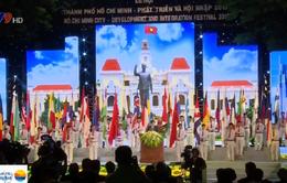 """Khai mạc lễ hội """"TP.HCM - Phát triển và hội nhập"""""""
