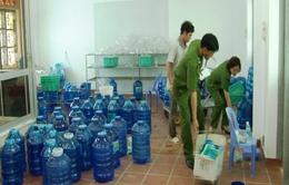 TT-Huế: Phát hiện 6 cơ sở nước đóng chai vi phạm vệ sinh thực phẩm