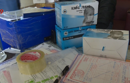 Phát hiện cơ sở kinh doanh trái phép thuốc tân dược tại Lâm Đồng