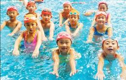 TP.HCM dạy bơi miễn phí cho 5.000 trẻ em từ 8 - 16 tuổi