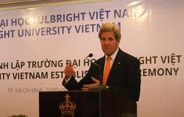 Trao quyết định thành lập trường Đại học Fulbright Việt Nam tại TP.HCM