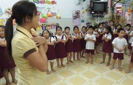 36 tỷ đồng đào tạo lại giáo viên mầm non