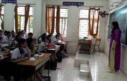 Quảng Ngãi: Tăng tiết, dạy bù sau mưa lũ