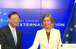 Đối thoại chiến lược cấp cao EU - Trung Quốc