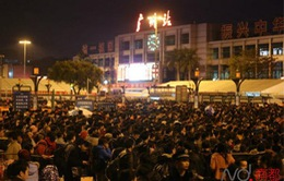 Trung Quốc giải quyết vấn đề giao thông cho người dân về quê ăn Tết