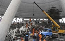 Trung Quốc điều tra vụ sập công trình nhà máy điện