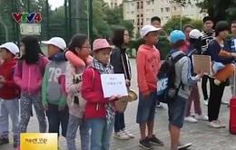 Trại hè Vui cùng tiếng Việt 2016 tại Ba Lan
