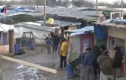 Pháp giải tán trại tạm cư bất hợp pháp Calais